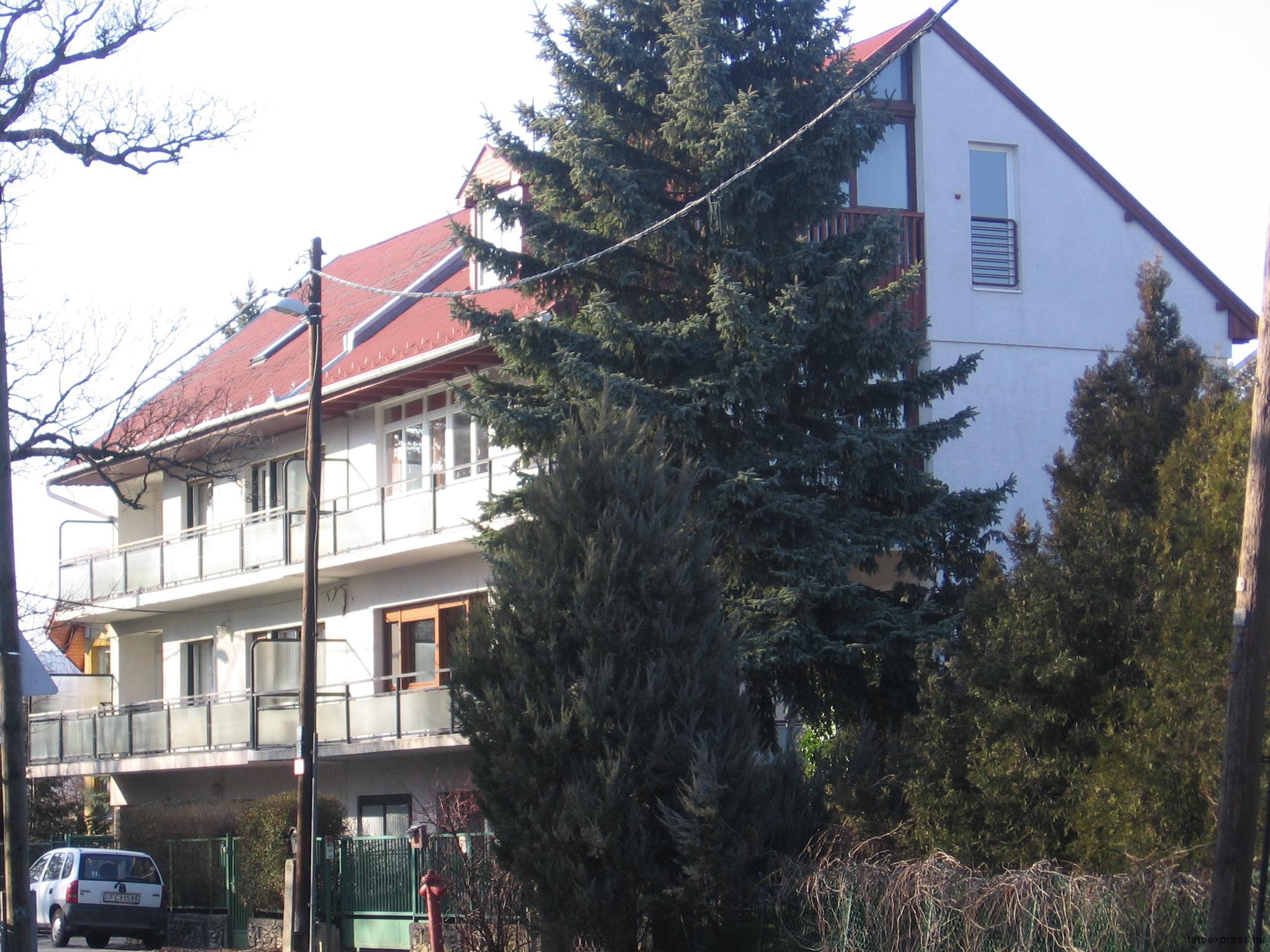 2012. Zsindelytető készítés, Budapest