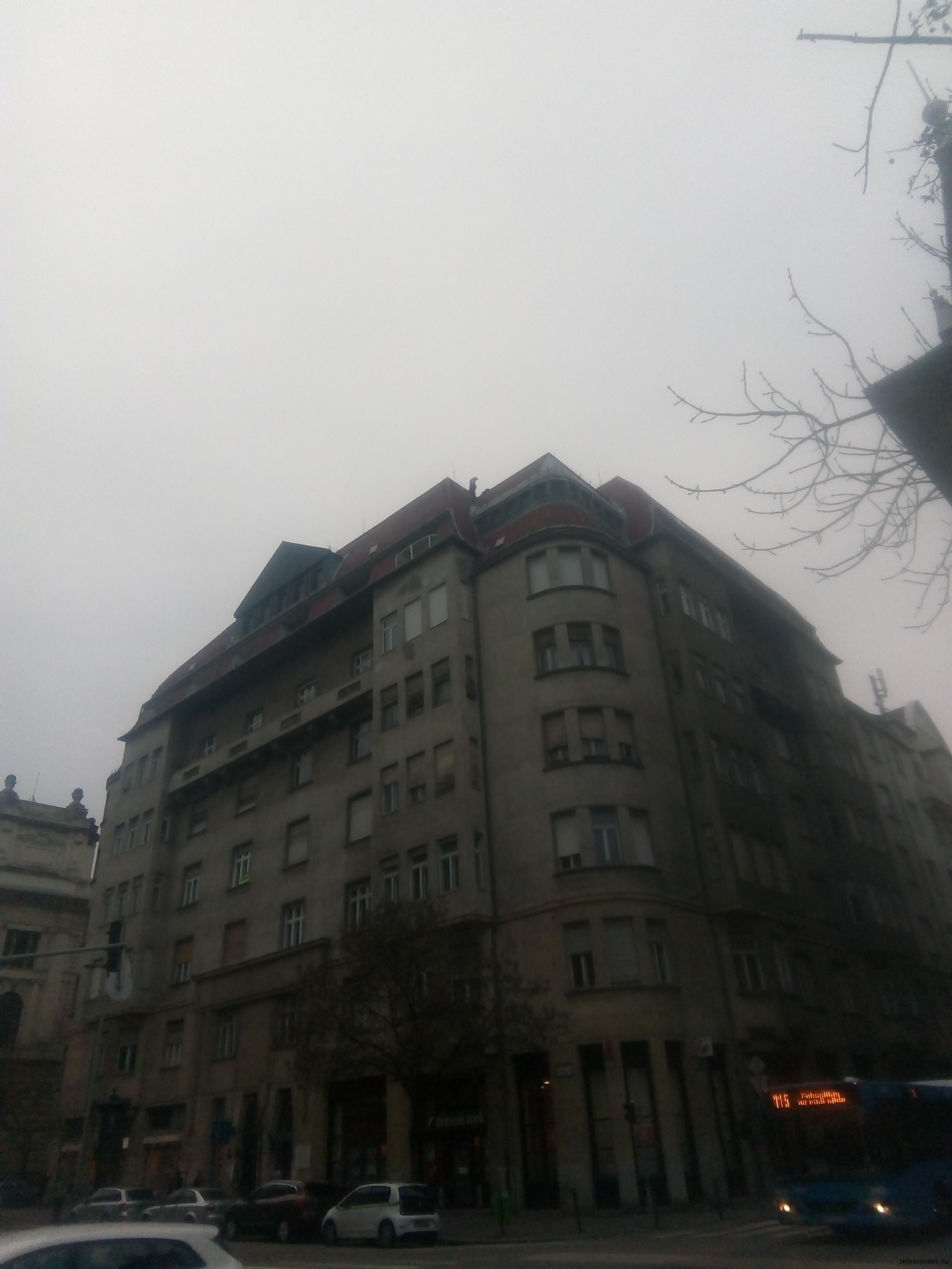 Tetőjavítás Budapesten