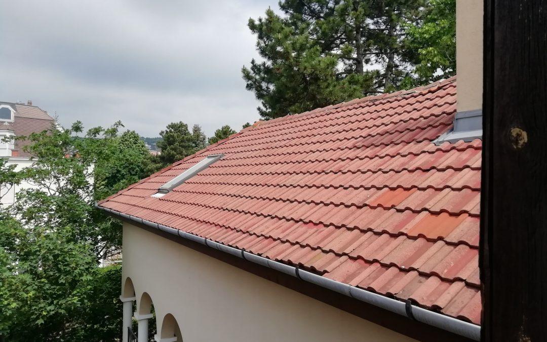 tető javítás